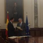 Fernando, Eduardo y Sofia toman posesión como consejer@s del Consejo Fiscal